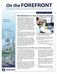 Q4 2018 Forefront newsletter