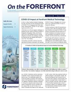 Q1 2020 Forefront newsletter
